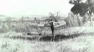 Man's Early Flight Attempts