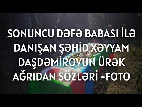 Şəhidin atası: \