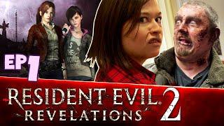 Resident Evil Revelations 2 [Ep 1] Penal Colony