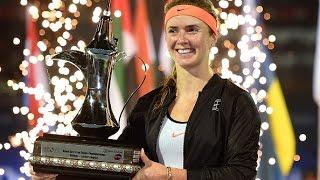 2017 dubai duty free tennis championships final   svitolina vs wozniacki   wta highlights