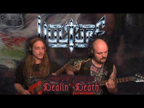 Vulture - Dealin' Death's Deadliest Riffs
