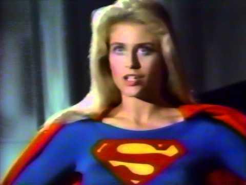Supergirl 1984 TV trailer