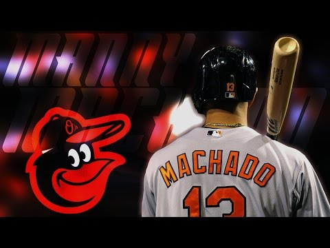 Manny Machado | 2016 Orioles Highlights Mix ᴴᴰ