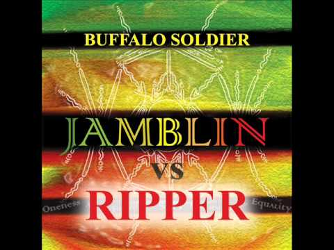 Bob Marley - Buffalo Soldier REMIX by Jamblin vs Ripper