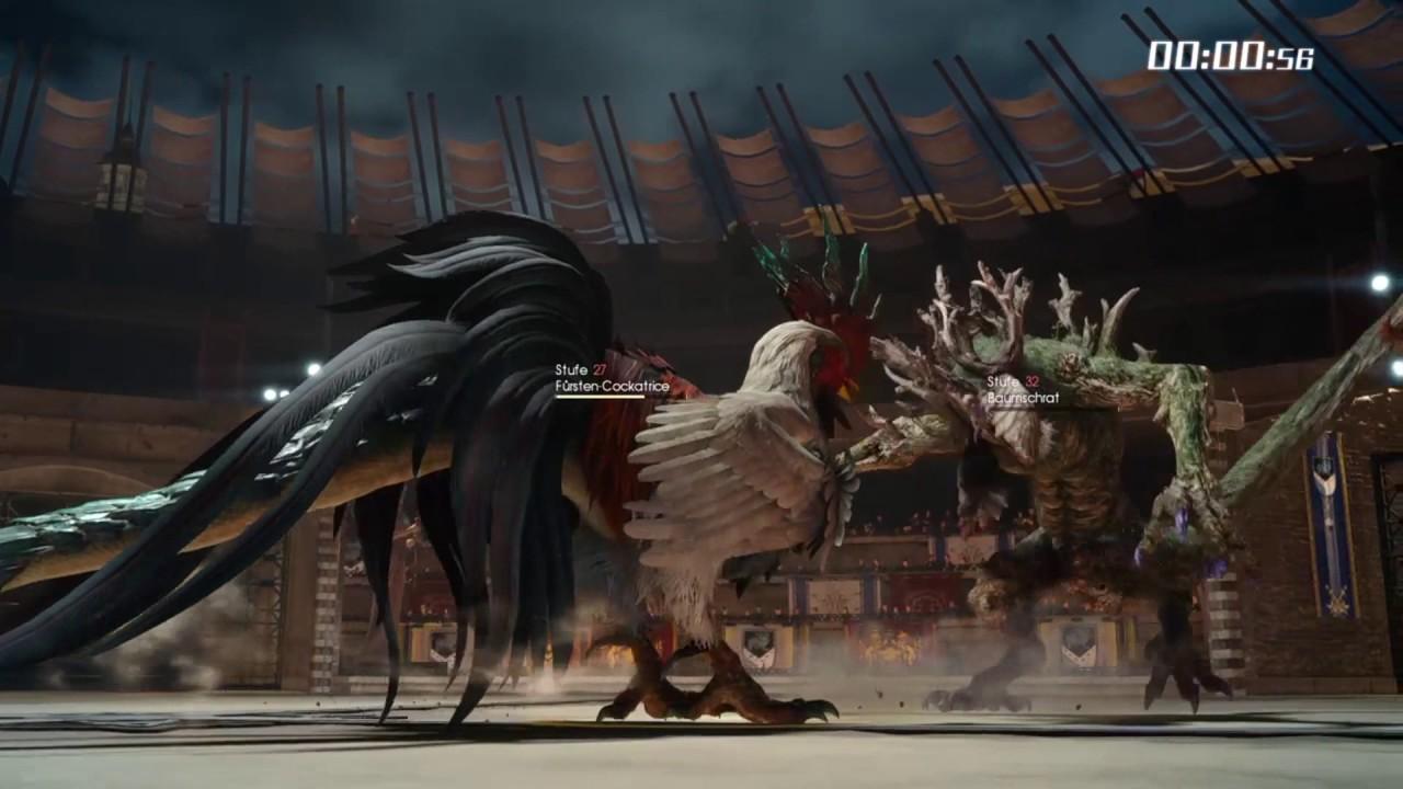 Final Fantasy Xv 15 Schnell Geld Machen Unendlich Gil Unlimited