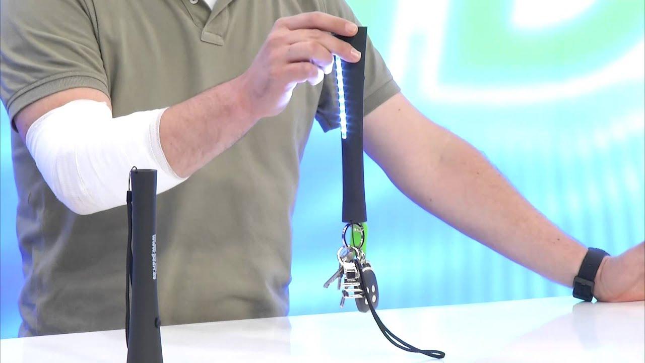 Teleskop taschenlampe flexibler hals