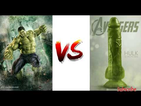Avengers Dildo Video 2017 Most Awesome Watchfull