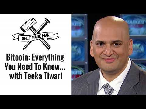 Bitcoin: Everything You Need To Know… with Teeka Tiwari