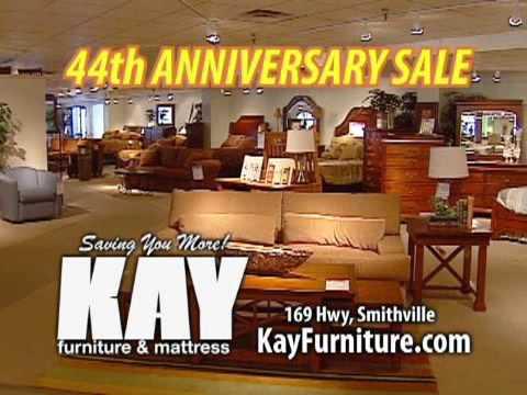 Kay Furniture 44th Anniversary Sale!