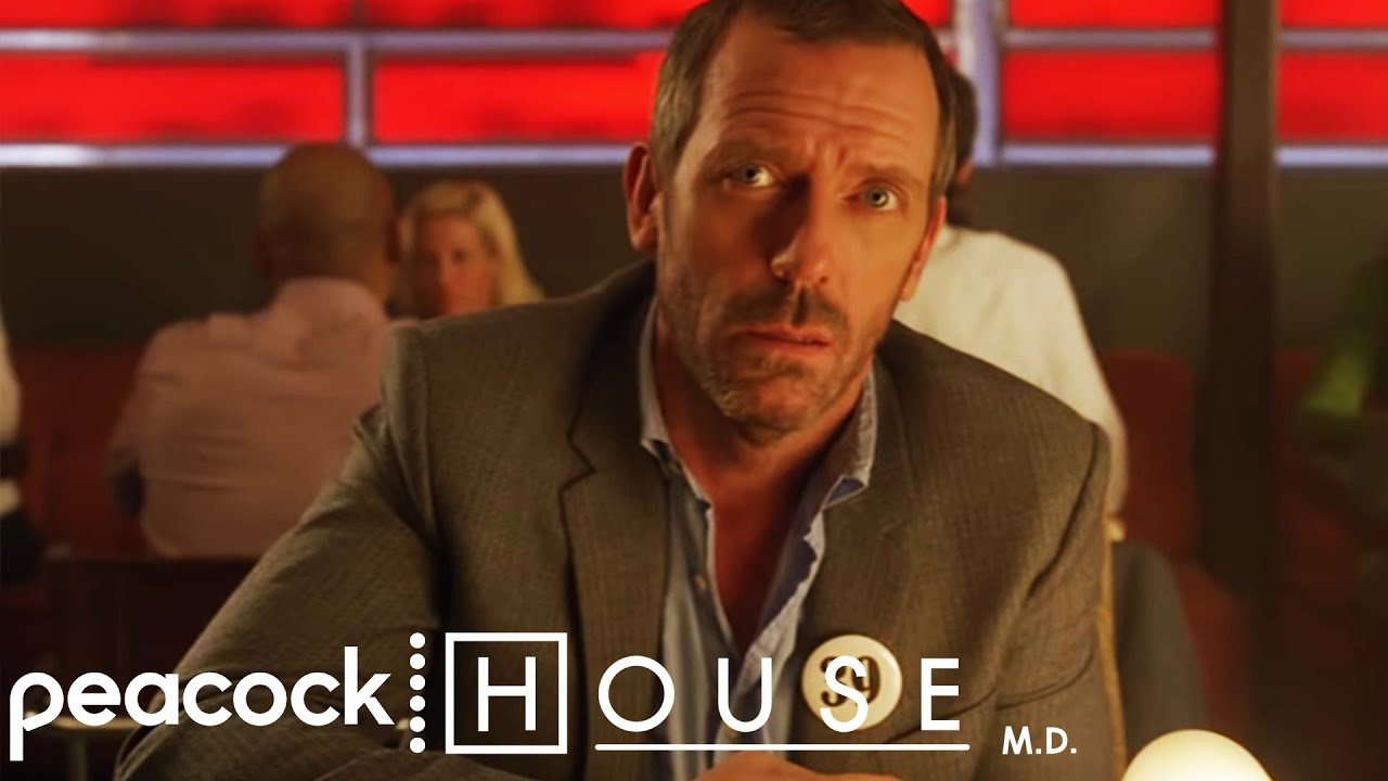 house speed dating scene