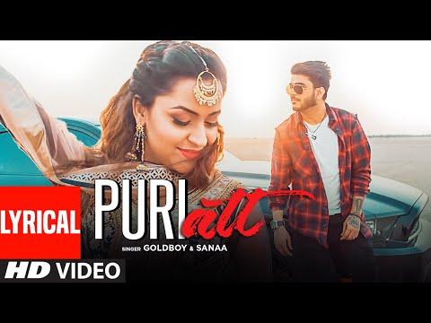 Puri Att Lyrics | Goldboy, Sanaa Mp3 Song Download