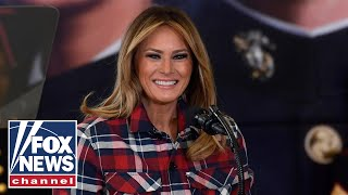 Melania Trump's office slams media coverage of first lady