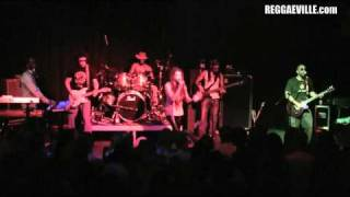 Rootz Underground - Marching On  [Live in Dortmund, Germany 3/12/2011]