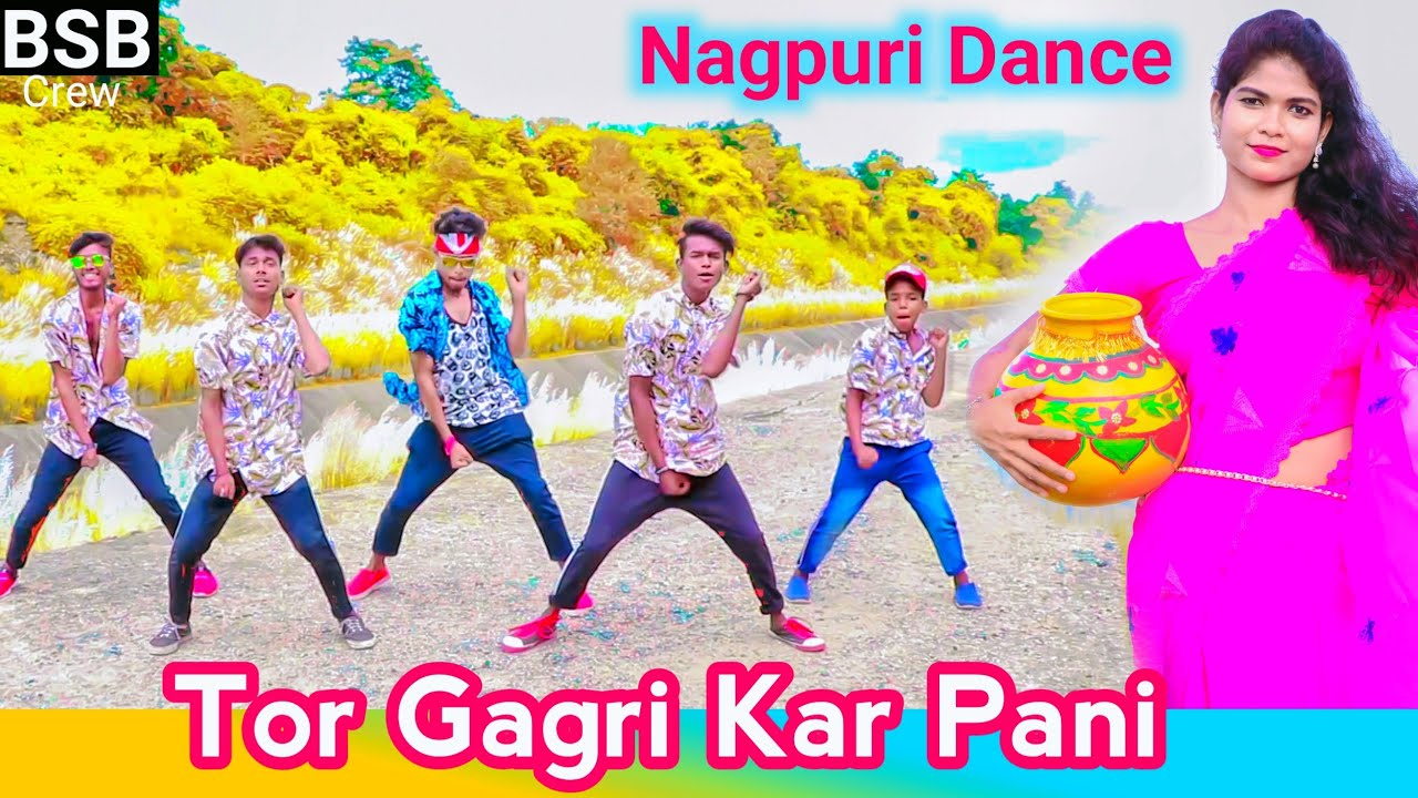 Download Tor Gagri Kar Pani♥️ New Nagpuri Sadri Dance Video 2020🥰 BSB crew😎 Santosh Daswali🔥Vicky Kachhap