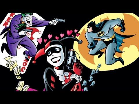 The Batman Adventures: Mad Love (Loco Amor) - Cómic en Español