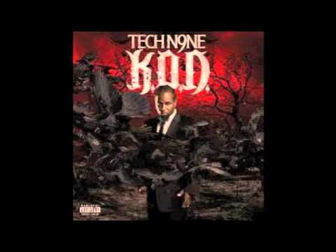 Leave Me Alone- Tech N9ne w/Lyrics!