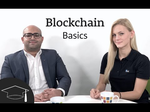 Blockchain - mehr als nur Bitcoin // Basiswissen