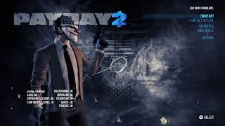 How To Invite Friends To Coop Lobby In Payday 2