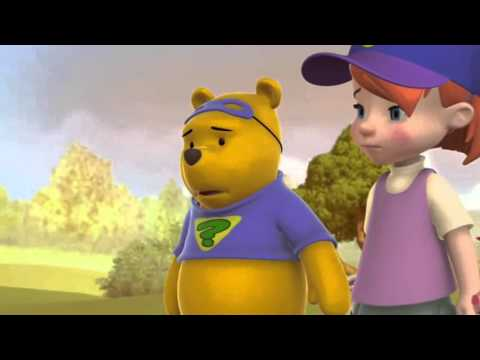 Pooh and Piglet Misplace Their PlaceEeyore's Dark Cloud 30.a