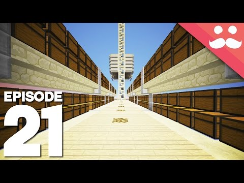 Hermitcraft 4: Episode 21 - The Storage...