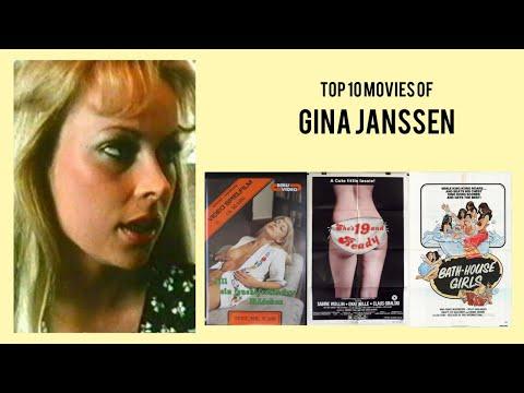 Gina Janssen Top 10 Movies   Best 10 Movie of Gina Janssen