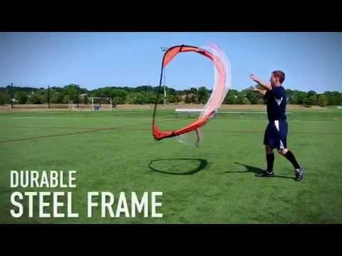 79b550cc8 Champro Pop-Up Soccer Goal - YouTube