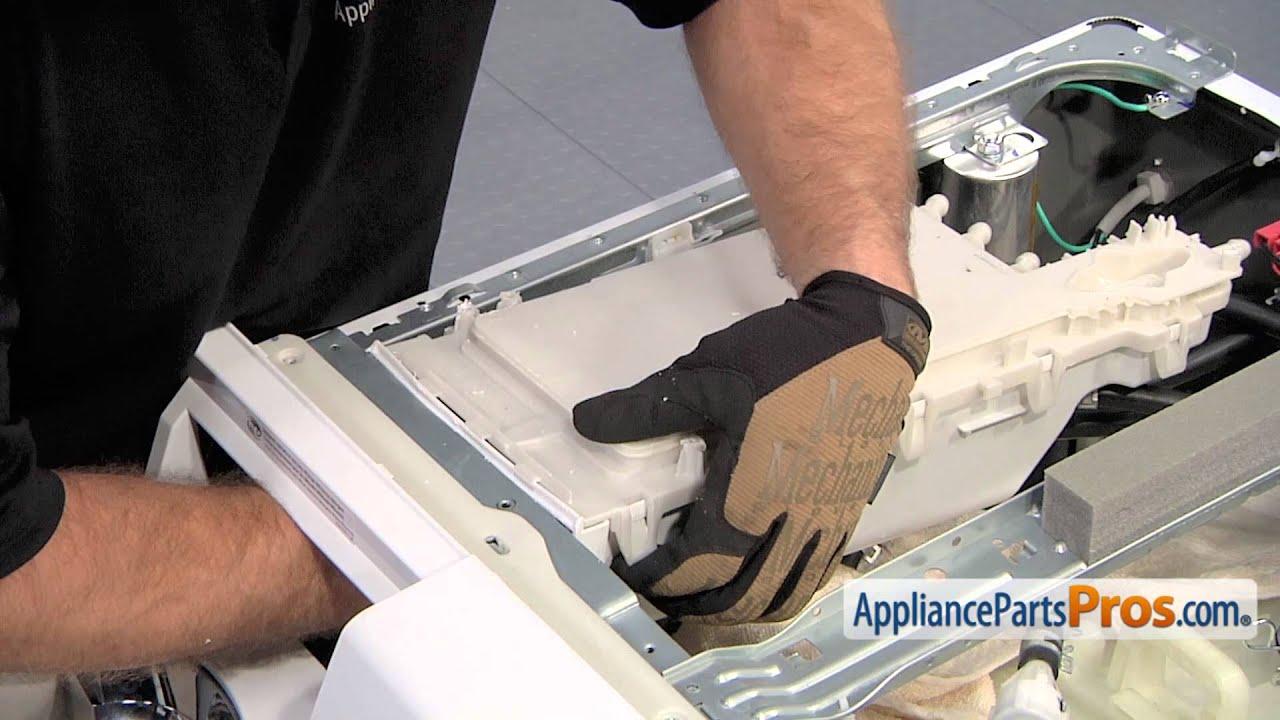 Washer Dispenser Drawer Housing Part Dc97 14493b How
