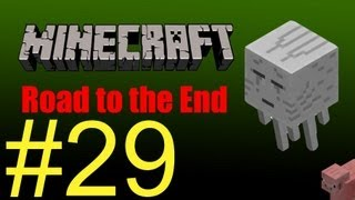 Minecraft Hardcore Road To The End Deel 29 - Old Mcdonald Had A Farm....