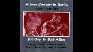 Kid Ory, Red Allen - Sugarfoot Stomp