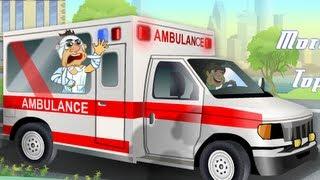 Ambulance Truck Driver 2 Level1-7 Walkthrough