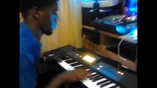 Vince Jamming on Dj Mbuso's Cityjungle