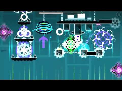 Turn down for what (RMX). EPIC level Geometry Dash