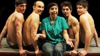 Quartetto per Viola [Trailer 4a versione Teatro dei Cocci 2005]