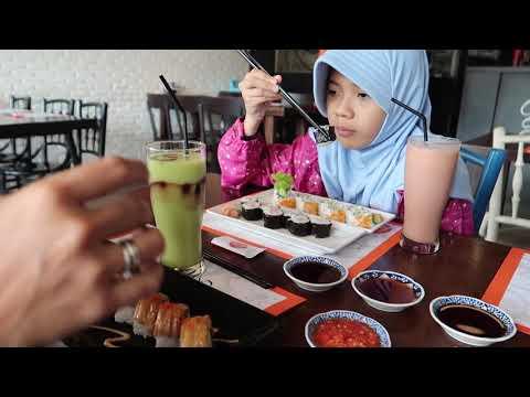 Makan Sushi Halal Di Ken Japanese Resto Cibubur