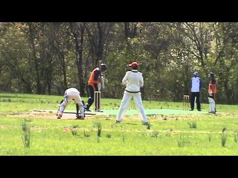 Galloway CC Vs CLNJ Colts 25th April 2015 (GCC BATTING) part 1