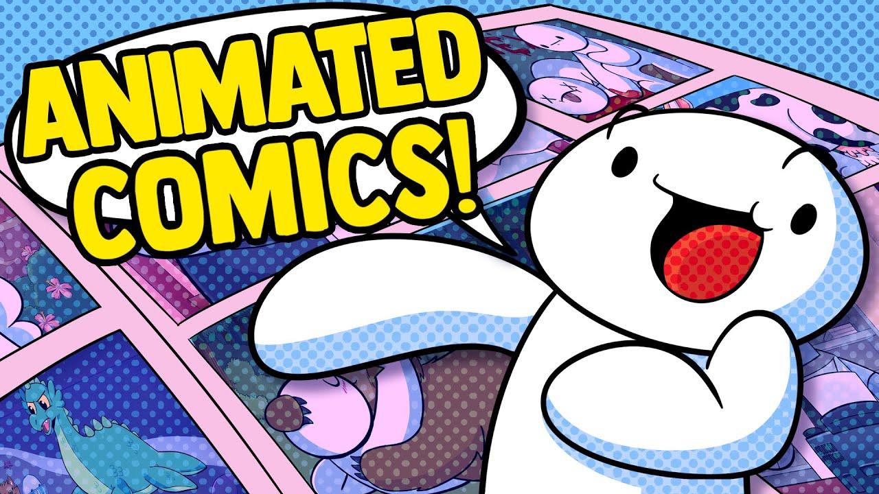 Cartoon Comic Collections (Vol. 1)