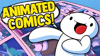 Cartoon Comic Collections (Vol. 1)