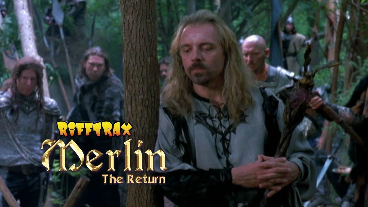 RiffTrax: Merlin The Return (Preview Clip)