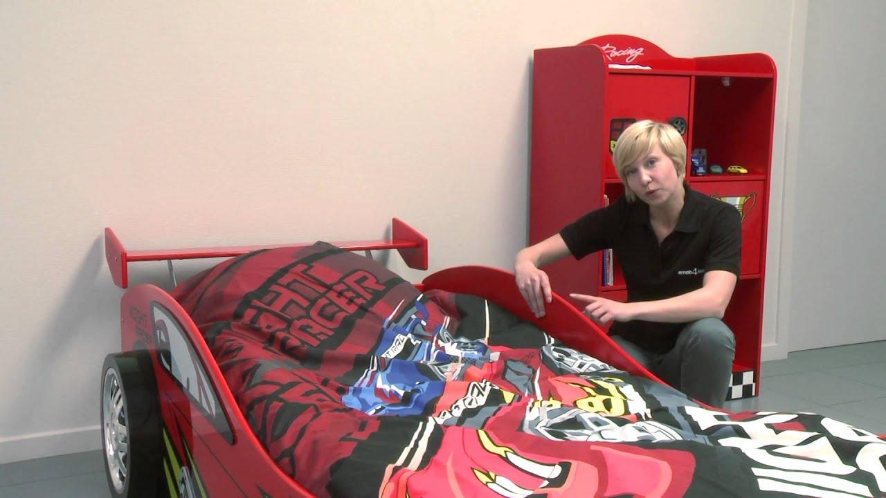 Comment Monter Un Lit Cars lit voiture night racer - description produit