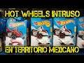 Encontré un Hot Wheels Turbo Rooster tarjeta americana USA en territorio nacional, HotWheels México.