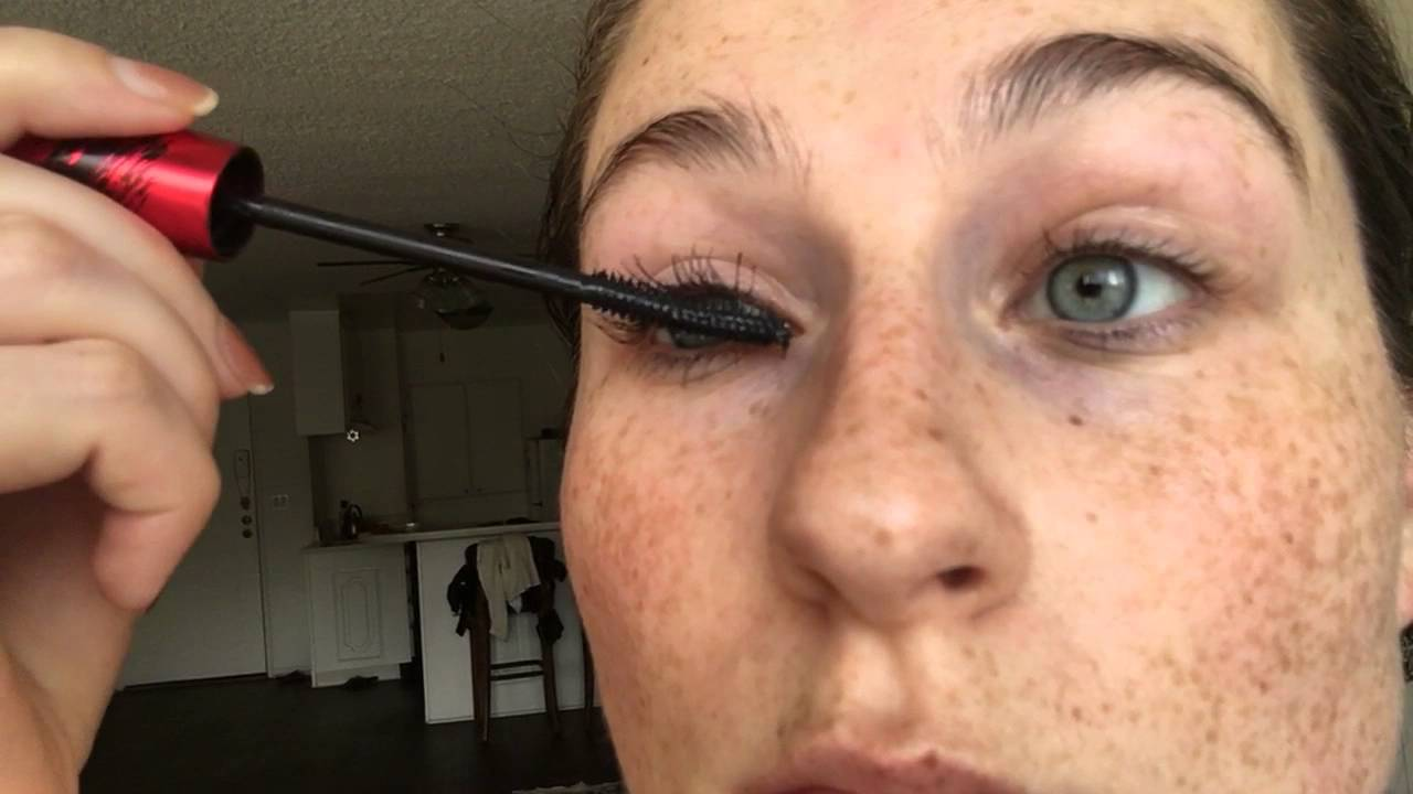 elizabeth arden mascara test