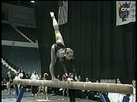 Nicole Harris - 2004 US Classic Balance Beam