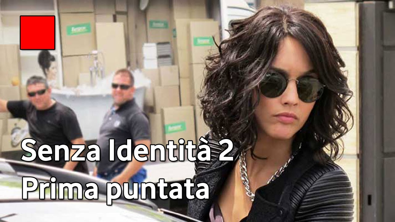 Senza identit 2 prima puntata 18 novembre 2015 for Senza identita trailer
