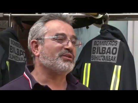 Bilbao Historias de Bomberos