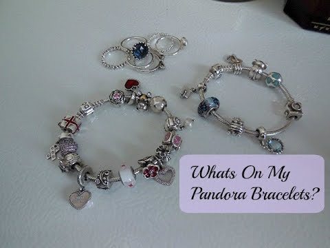 Updated Pandora Jewelry Collection! 2018