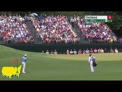 2019 Masters - Friday Afternoon Highlights