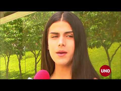 Modelo andrógino conquista pasarelas internacionales