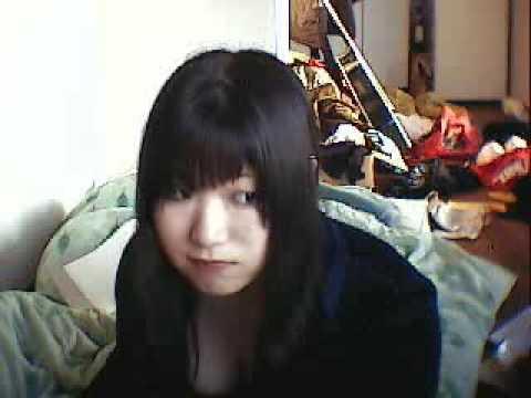 Asian scene girls