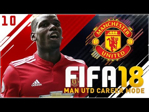 FIFA 18 Manchester United Career Mode Ep10 - LIVERPOOL RIVALRY TIME!!