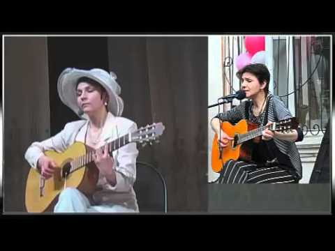 Как петь песни под гитару чтобы все Ахнули - о новом видеокурсе Артист сразу